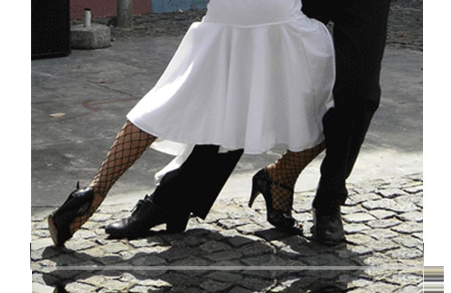 Tango mit Cornelia Scholz