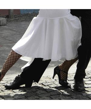 Zu Tango von Cornelia Scholz