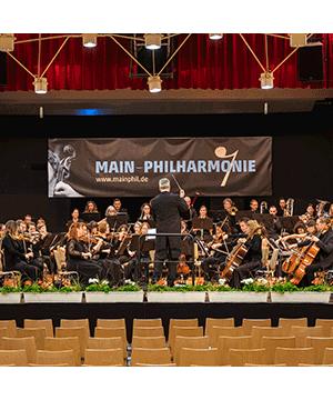 Zur MainPhilharmonie